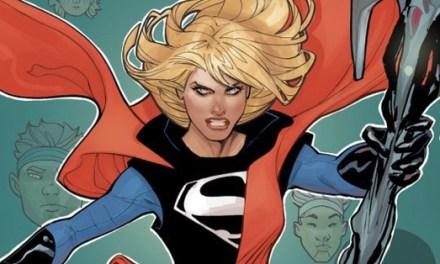 Avant-Première VO: Review Supergirl #21