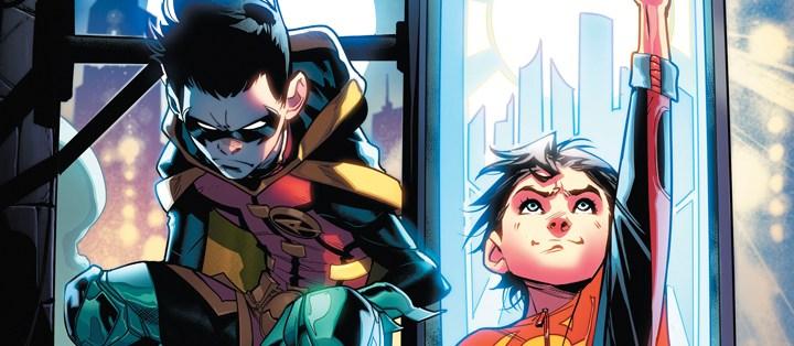 Avant-Première  VO: Review Adventures of the Super Sons #1