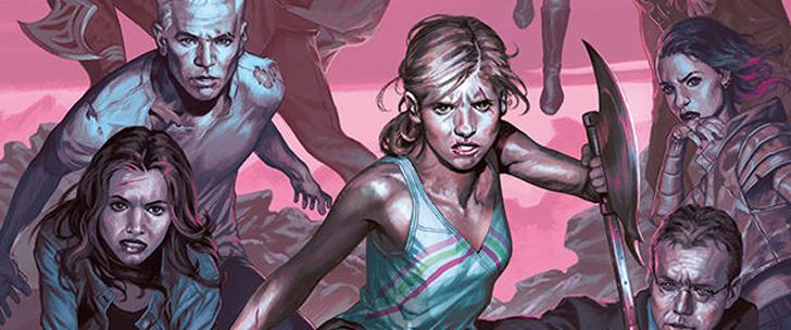 Preview: Buffy The Vampire Slaye Season 12: The Reckoning #4