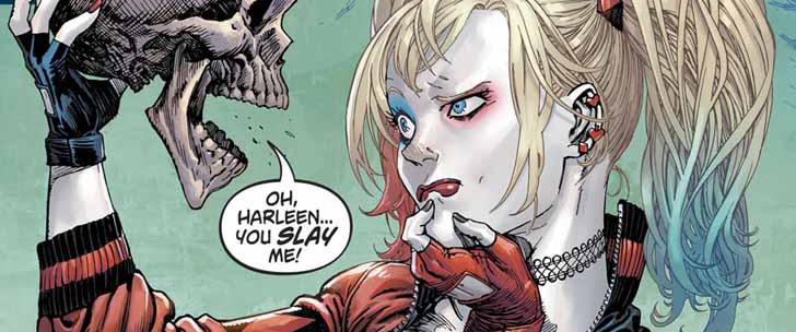 Preview: Harley Quinn #49