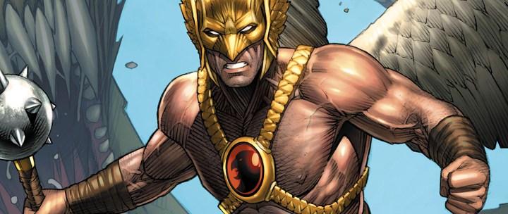 Avant-Première VO: Review Hawkman #4
