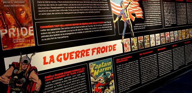 Exposition: La Société des Comics