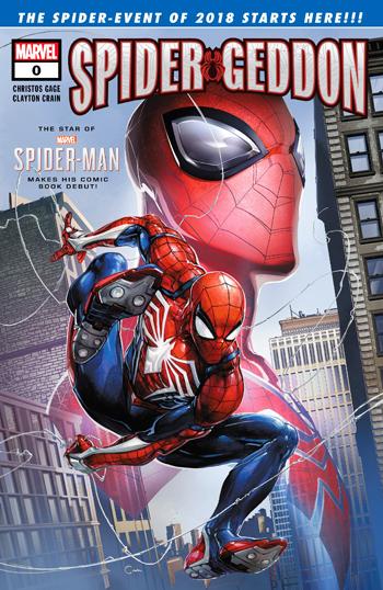 Spider-Geddon #0