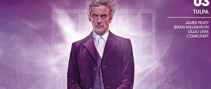 Preview: Doctor Who: The Road To The Thirteenth Doctor #3