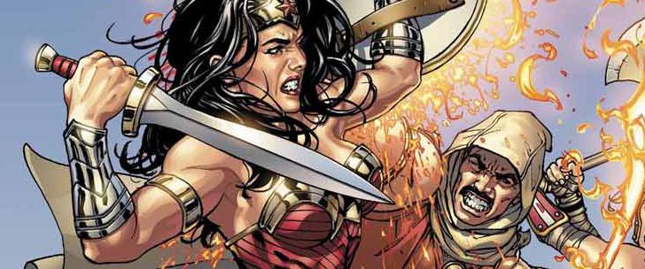 Preview: Wonder Woman #54