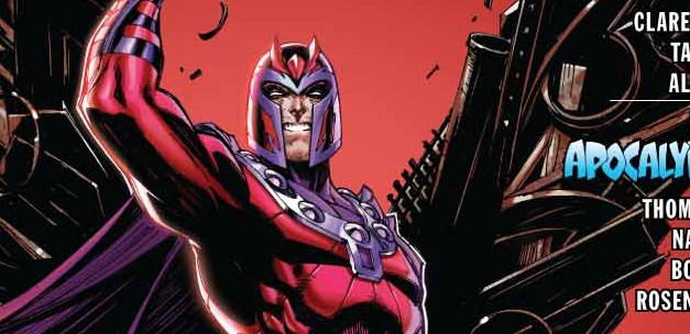 Preview: X-Men Black: Magneto #1