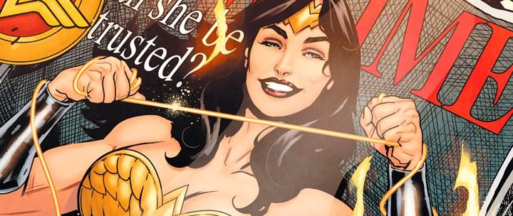 Avant-Première VO: Review Wonder Woman – Earth One Volume 2