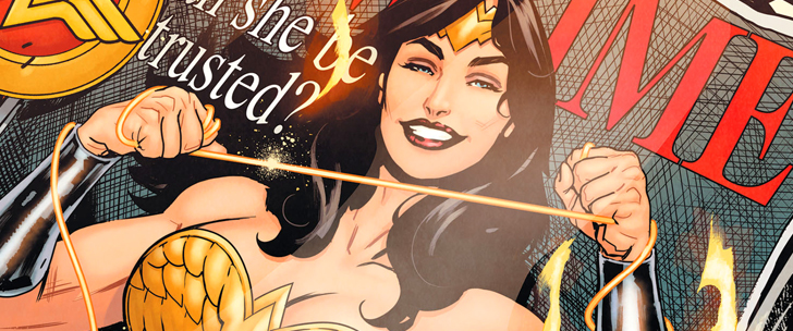 Avant-Première VO: Review Wonder Woman – Earth One Volume 2