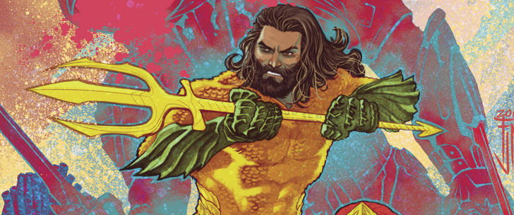 Avant-Première VO: Review Justice League/Aquaman: Drowned Earth #1
