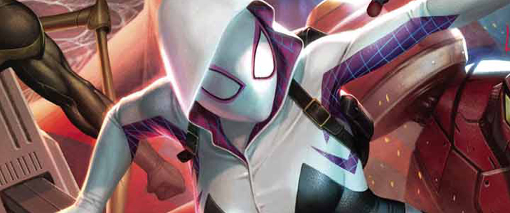 Preview: Spider-Geddon #3