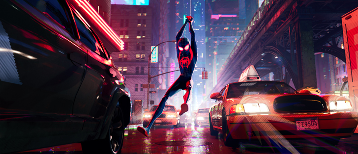 Review : Spider-Man : New Generation