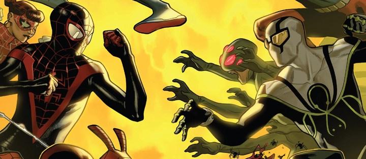 Avant-Première VO: Review Spider-Geddon #3