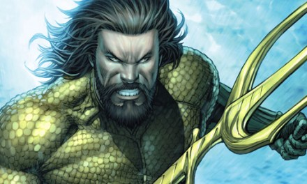 Avant-Première VO: Review Aquaman/Justice League: Drowned Earth #1