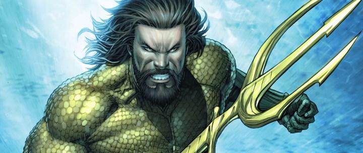 Avant-Première VO: Review Aquaman/Justice League: Drowned Earth #1