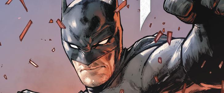 Avant-Première Comics VO: Review Batman #61
