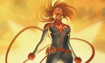 Avant-Première Comics VO: Review Life of Captain Marvel #5