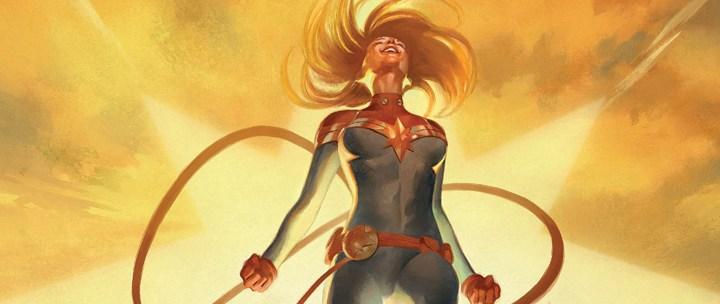 Avant-Première Comics VO: Review Life of Captain Marvel #5