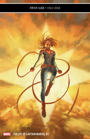 Life of Captain Marvel #5