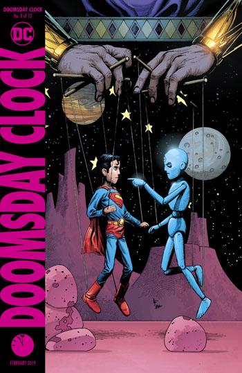 Doomsday Clock #8
