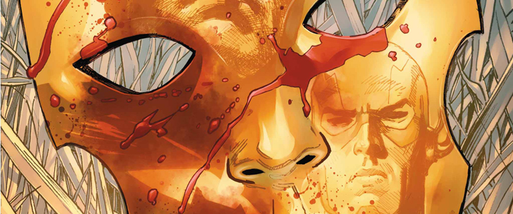 Avant-Première VO: Review Heroes In Crisis #3