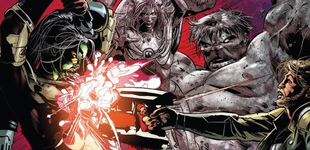 Avant-Première Comics VO: Review Infinity Wars #6