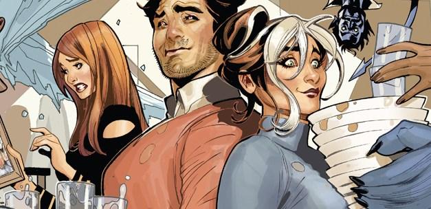 Avant-Première Comics VO: Review Mr. & Mrs. X #6