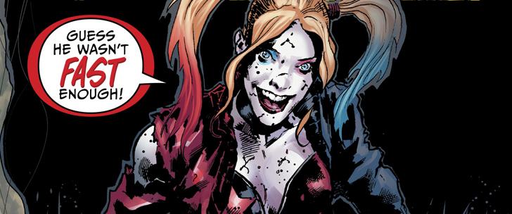 Avant-Première Comics VO: Review Heroes In Crisis #4