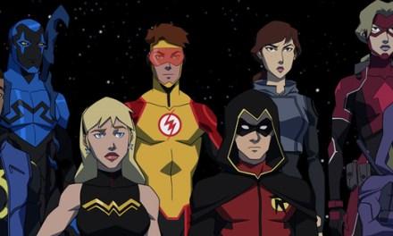 Young Justice – Saison 3 : Épisode 1 à 3