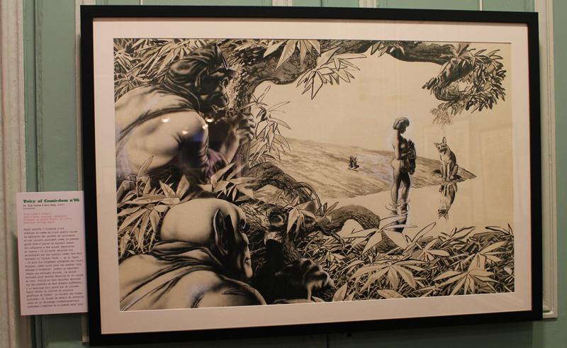 Exposition Richard Corben � Angoul�me