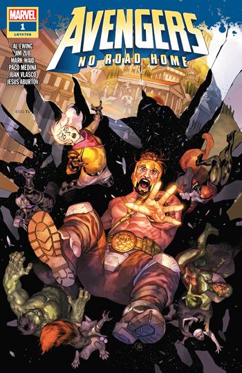 Avengers: No Road Home #1