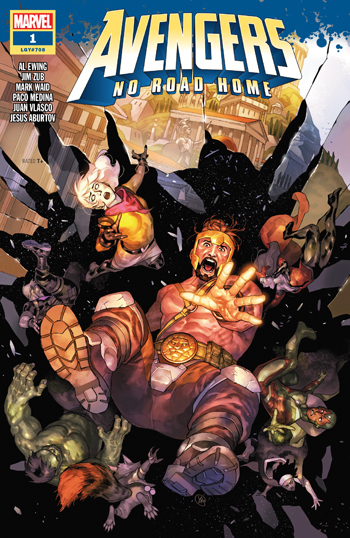Avengers: No Road Home #1
