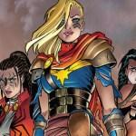 Avant-Première Comics VO: Review Captain Marvel #2