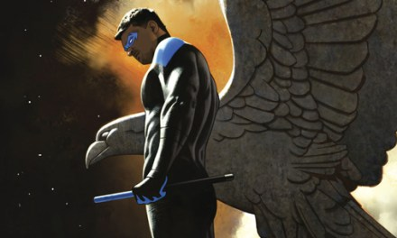 Avant-Première Comics VO: Review Nightwing #57