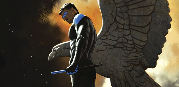 Avant-Première Comics VO: Review Nightwing #57