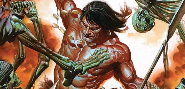 Preview: Savage Sword of Conan #1