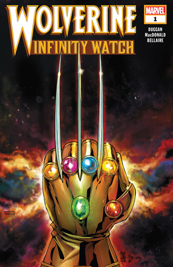 Wolverine: Infinity Watch #1
