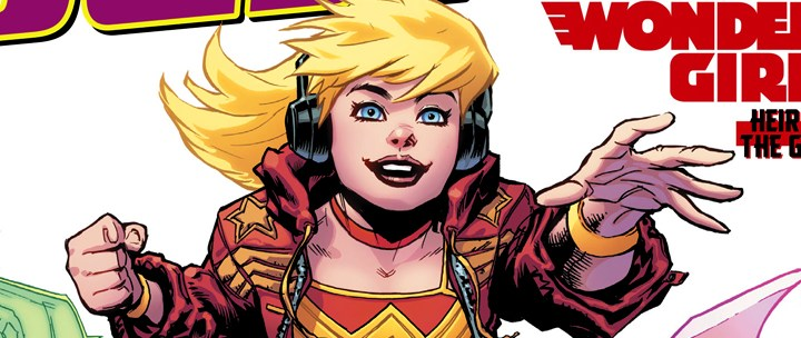 Avant-Première Comics VO: Review Young Justice #2