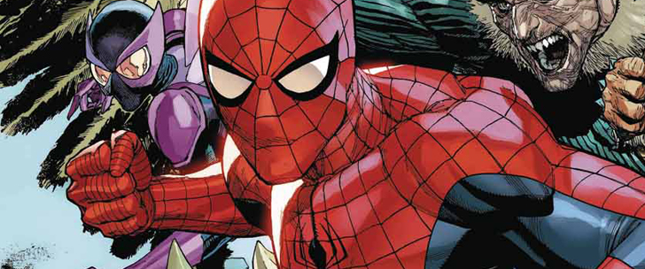 Avant-Première Comics VO: Review Amazing Spider-Man #17