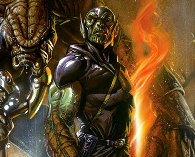 Oldies But Goodies : les Skrulls, une explication