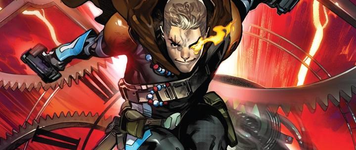Avant-Première Comics VO: Review X-Force #5
