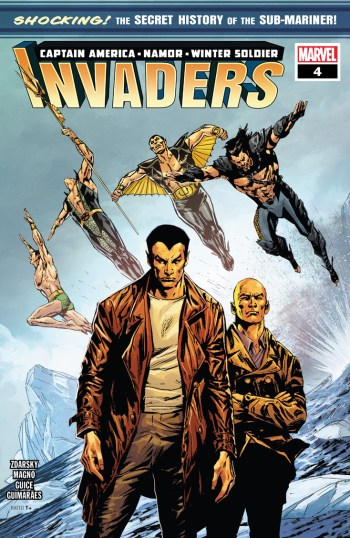 Invaders #4