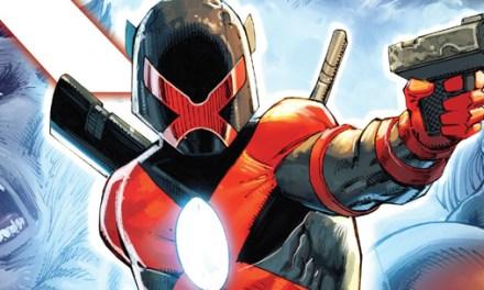 Avant-Première Comics VO: Review Major X #1