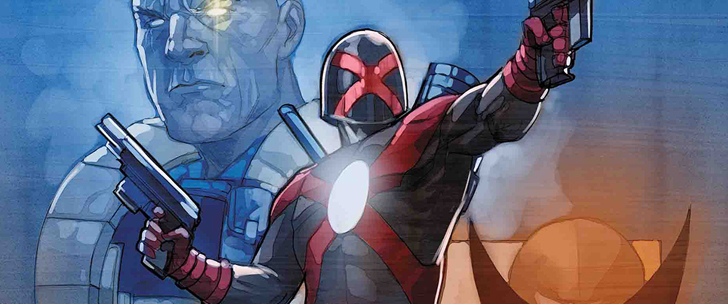 Avant-Première Comics VO: Review Major X #2