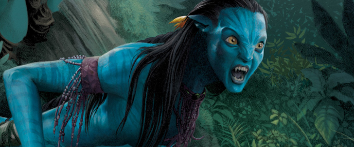 Avant-Première Comics VO: Review Avatar: Tsu'tey's Path #4