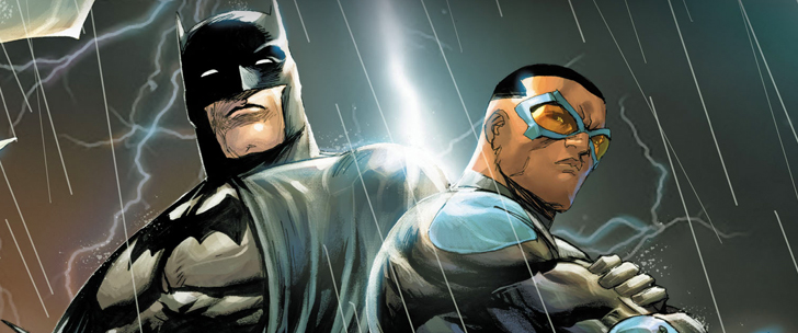 Avant-Première Comics VO: Review Batman And The Outsiders #1