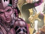 War of the Realms - Uncanny X-Men #1