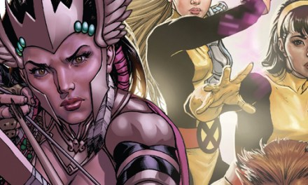 Avant-Première Comics VO: Review War of the Realms – Uncanny X-Men #1