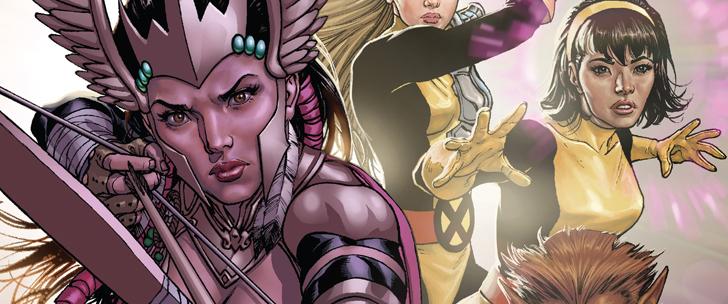 Avant-Première Comics VO: Review War of the Realms – Uncanny X-Men #1