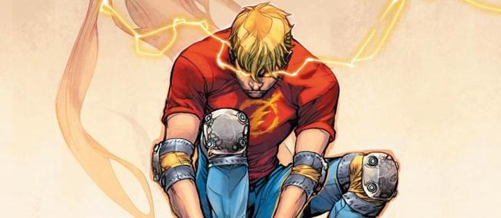 Avant-Première Comics VO: Review The Flash #70