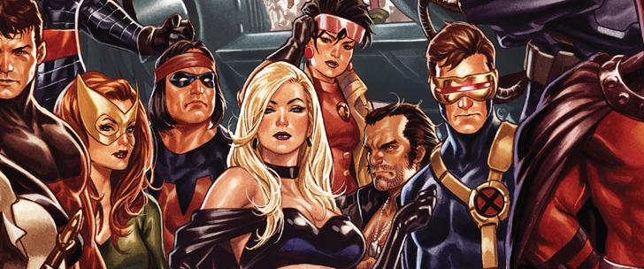 Avant-Première Comics VO: Review House of X #1